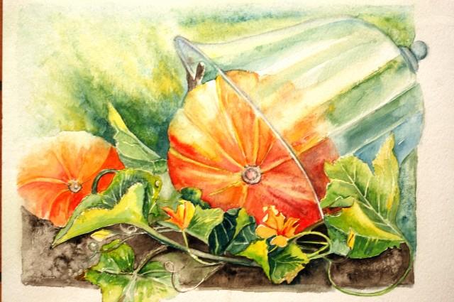 Atelier peinture aquarelle