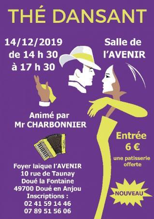 Affiche the dansant 2019 a4